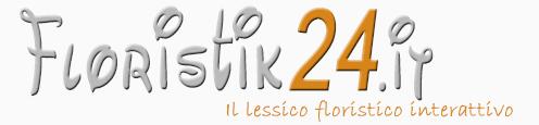 Il lessico floristico di Floristik24.it