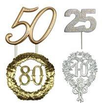 Numeri giubileo e compleanno