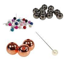 Spille e perline decorative