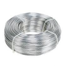 Filo di alluminio 1,5 mm 1 kg argento