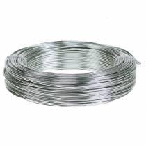 Filo di alluminio 2mm 1kg argento