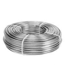 Filo di alluminio 3mm 1kg argento