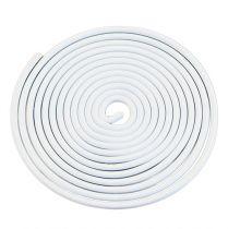Vite per filo di alluminio vite in metallo bianco 2mm 120cm 2 pezzi