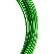 Filo di alluminio 2mm 100g verde mela