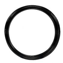 Filo di alluminio 2mm 100g nero