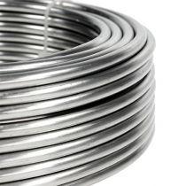 Filo di alluminio 5mm 1kg argento