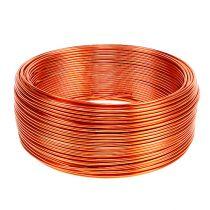Filo di alluminio Arancione Ø2mm 500g 60m