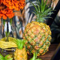 Ananas mini artificiale 20cm