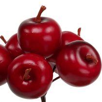 Mela Ø3,5cm rossa 36 pezzi