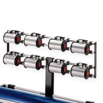Dispenser per accessori per 8 bobine