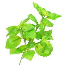 Basilico verde artificialmente 25 cm 6 pezzi