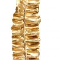 Foglia di felce dorata 87 cm