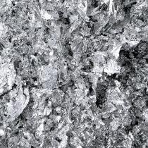 Fiocchi di metallo foglia argento 15g