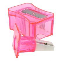 Temperamatite rosa 6 cm