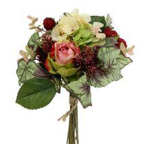 Bouquet autunnale Ø20cm L28cm