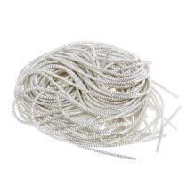 Filo da brodo Ø2mm 100g argento