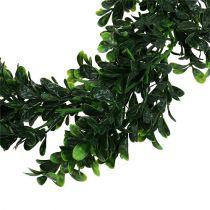 Ghirlanda di bosso verde 2.7m