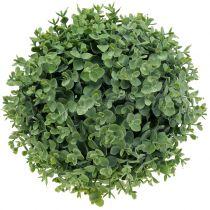 Palla di bosso verde artificialmente Ø32cm
