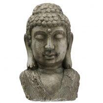 Testa di Buddha H55cm