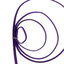 Bobina di canna viola 25 pezzi.