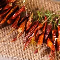 Peperoncini peperoncino rosso corto 250g