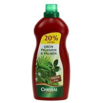 Fertilizzante Chrysal Green per piante e palme 1000ml