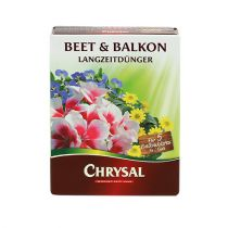 Fertilizzante e balcone Chrysal a rilascio lento 300g