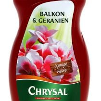 Chrysal balcony & gerani 500ml