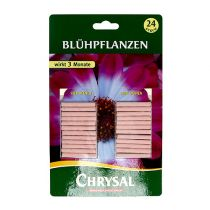 Fertilizzante Chrysal in bastoncini per piante da fiore (24pz.)