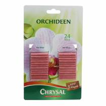 Concime Chrysal in stick orchidee 24pz