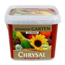 Fertilizzante organico Chrysal Healthy Garden 1kg