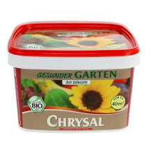 Fertilizzante organico Chrysal Healthy Garden 2,5 kg