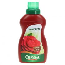 Fertilizzante Chrysal Camellia (500 ml)