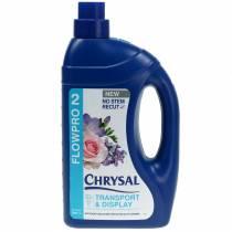 Chrysal FlowPro 2 per trasporto e vendita 1l
