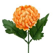 Crisantemo Arancione Ø7cm L18cm 1pz