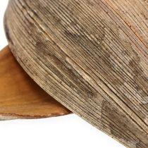 Guscio di cocco foglia di cocco naturale 25p