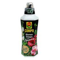 Fertilizzante Compo Sana per fiori con Guano 1l