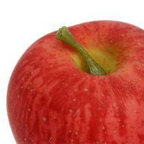 Realtouch rosso mela decorativo 6cm