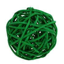 Palline decorative Mix verde Ø5cm 36 pezzi
