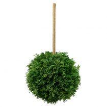 Palla per piante artificiali per appendere verde Ø20cm