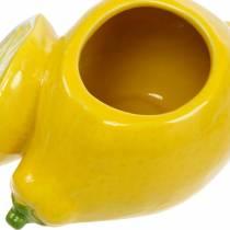 Vaso decorativo vaso di limone vaso di agrumi ceramica decorazione estiva