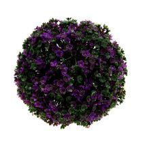 Sfera decorativa Viola da fiori Ø18cm 1pz