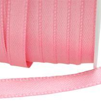 Nastro regalo rosa 6mm x 50m