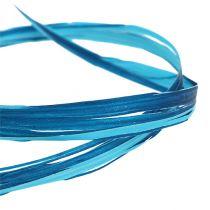 Braccio decorativo bicolore blu 200m
