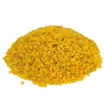 Granulato decorativo giallo 2mm - 3mm 2kg