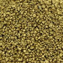 Granulato decorativo oro giallo 2mm - 3mm 2kg