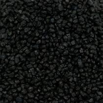 Granulato decorativo nero 2mm - 3mm 2kg