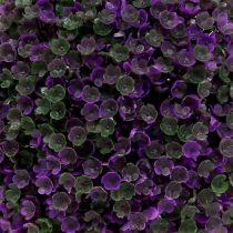 Palla decorativa in viola Ø20cm
