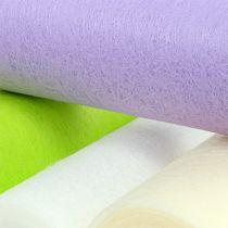 Runner da tavolo in pile Deco 23 cm colorato 25 m