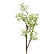 Deco ramo verde L43cm 4 pezzi